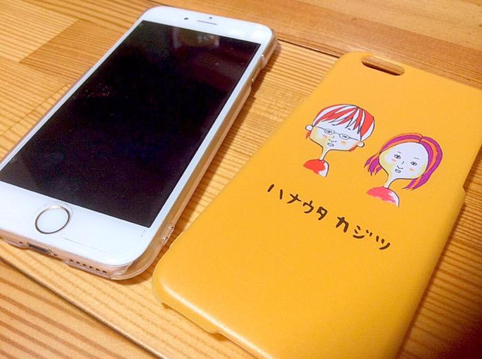 iPhone6sスマホカバー