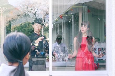 熊本から世界へマネキンの旅は続きますの写真2
