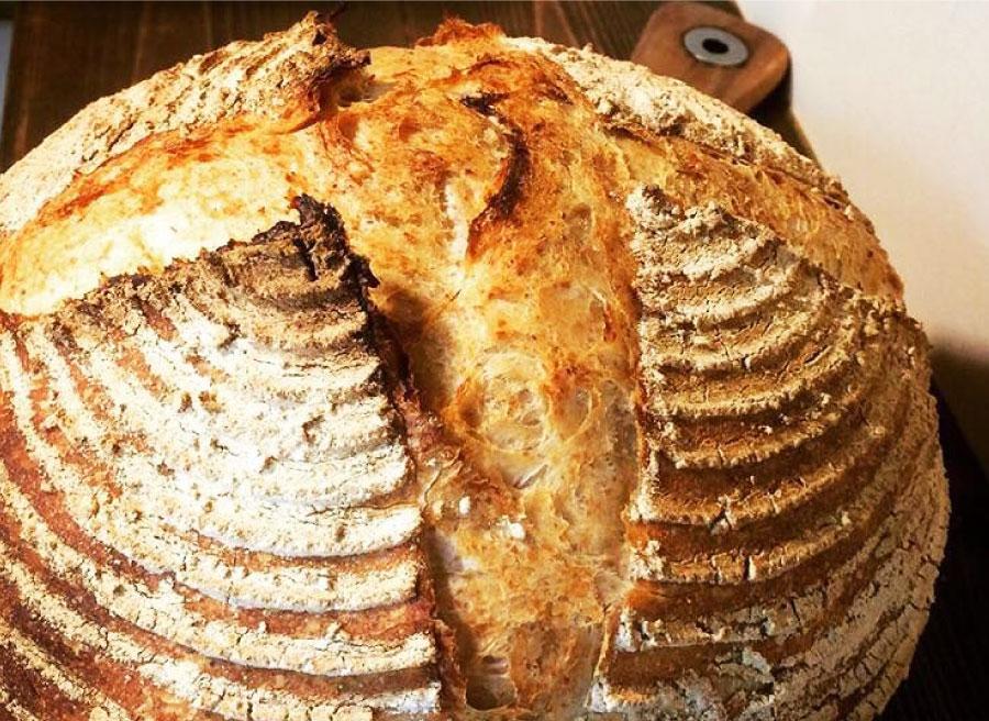 生地が自慢のパン屋さんでありたいの写真