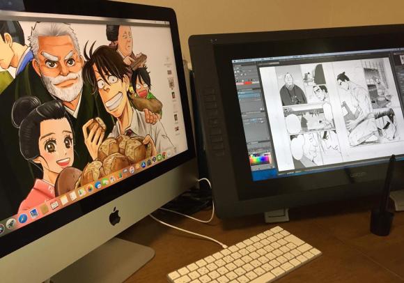熊本在住ママ漫画家 の写真